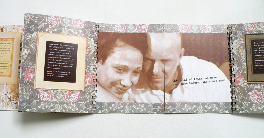 Unwedding Album - the Lovings - by Nava Atlas