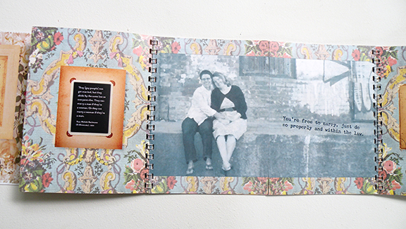 Why You Can't Get Married: An Unwedding Album by Nava Atlas