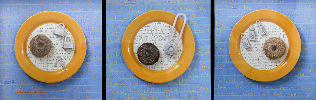 My Mother's Stories, Served with Bagels and Locks