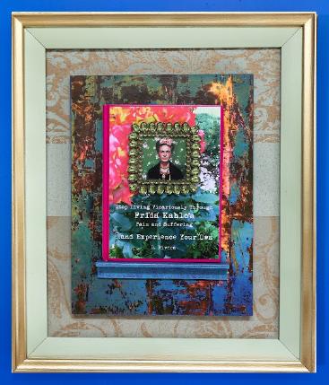 Through Frida Kahlo's Pain by Nava Atlas