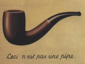 Magritte - Ceci n'est pas un pipe