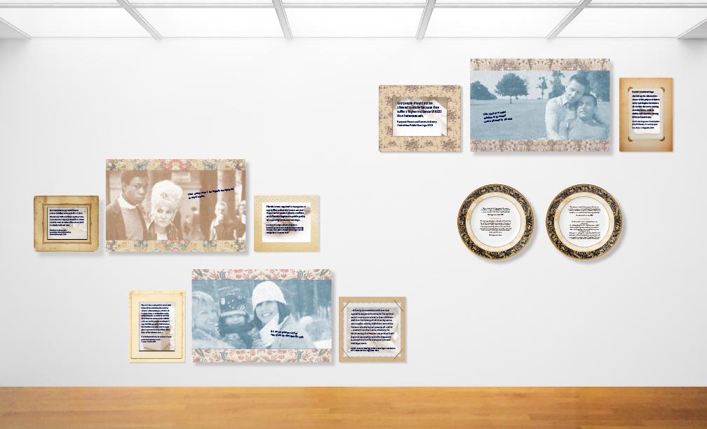 Unwedding exhibit proposal view by Nava Atlas